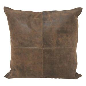 Vintage Leather Cushion