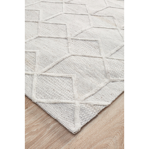 Vinza Winter Grey Rug