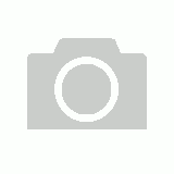 Sweni Bench White Leather