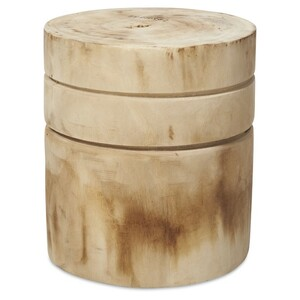 Neve Wood Stool or Planter