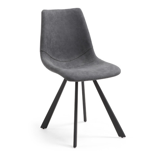 Sumbe Dining Room Chair Anthracite