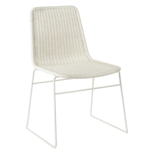 Olivia Dining Chair White